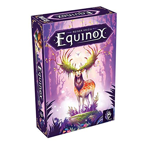 Asmodee Equinox (Lila Box), Familienspiel, Kartenspiel, Deutsch