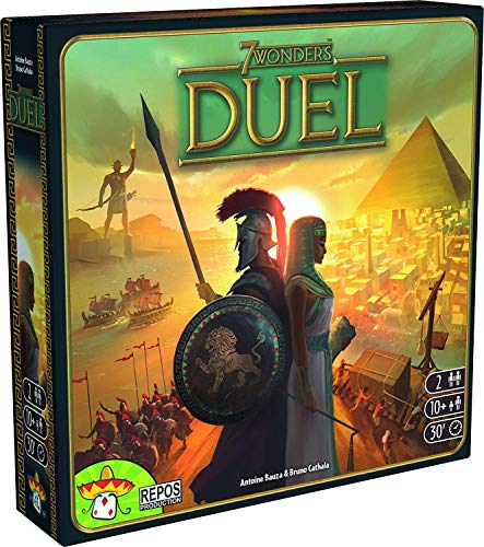 7 Wonders Duel - Review