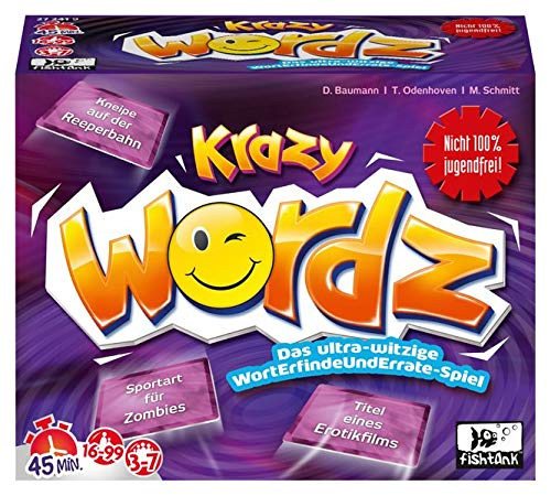 Top 10 Partyspiele - Krazy Wordz
