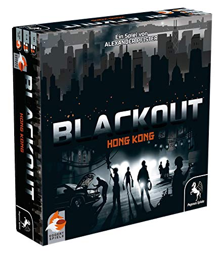 Pegasus Spiele 54567G, Blackout (eggertspiele)