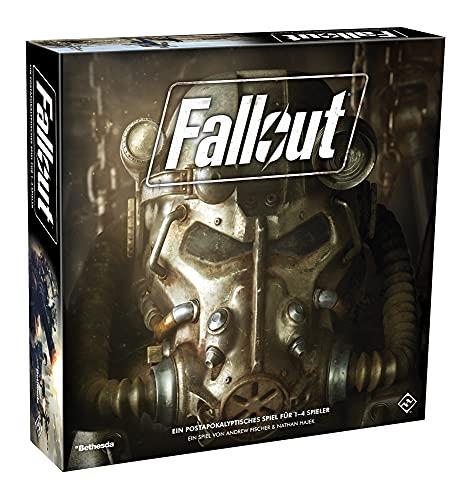 Fallout: Das Brettspiel - Review
