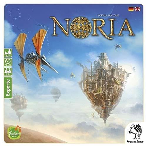 Pegasus Spiele 59010G - Noria (Edition Spielwiese)