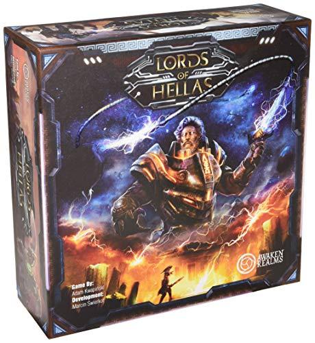 Lords of Hellas - Kickstarter