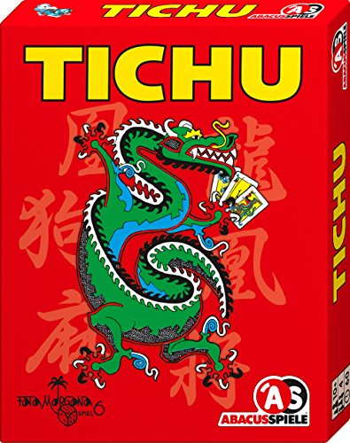Tichu, ABACUSSPIELE, 2017 — front cover