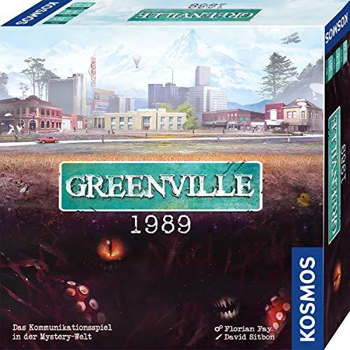 KOSMOS 680039 Greenville 1989, Zurück in die Wirklichkeit. Das KommunikationsSpiel in der...