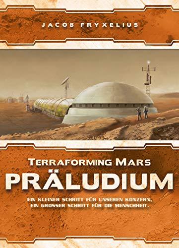 Terraforming Mars: Erweiterung Präludium