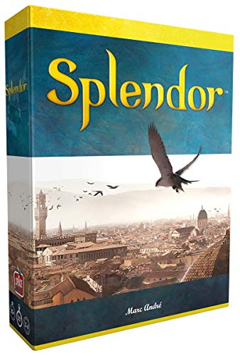 Top 10 Engine Building Brettspiele - Splendor