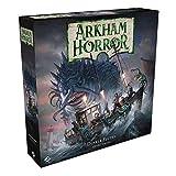 Fantasy Flight Games FFGD1039 Asmodee Arkham Horror 3.Edition - Dunkle Fluten, Erweiterung,...