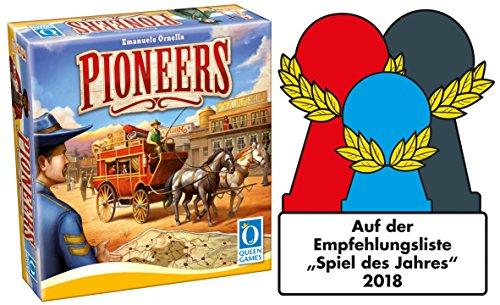 Pioneers - Meine Top 10 Brettspiele 2018