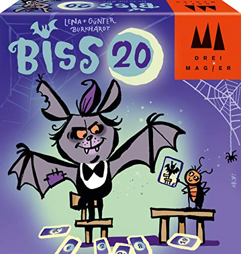 Biss 20, Drei Magier Spiele, 2020 — front cover (image provided by the publisher)