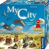 Kosmos 691486 My City - Deine Stadt wird einzigartig Familienspiel