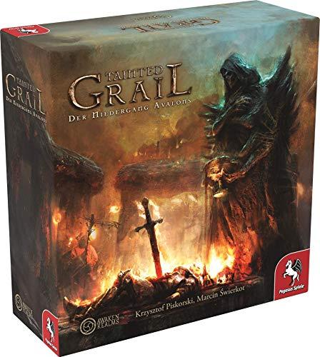 Pegasus Spiele 56300G Tainted Grail (deutsche Ausgabe)