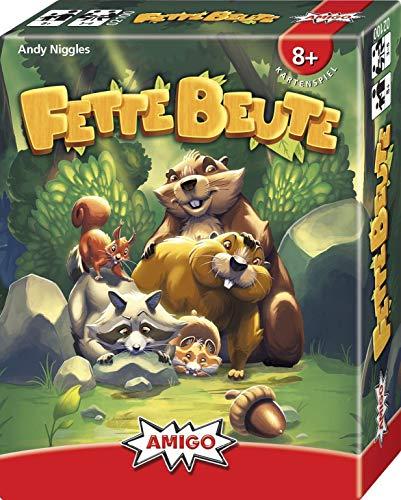 AMIGO Spiel + Freizeit 02100 Fette Beute Kartenspiel
