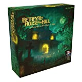 Wizards Of The Coast WOCD0001 Asmodee Betrayal at House on the Hill, Kennerspiel, Erzählspiel,...