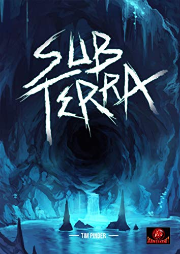 Schwerkraft-Verlag Sub Terra, deutsche Ausgabe
