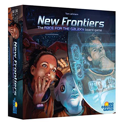 Rio Grande Games New Frontiers - English, RGG556
