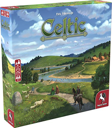 Pegasus Spiele 51978G - Celtic (deutsch/englisch)