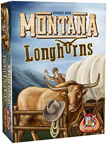 Montana: WGG01940 Longhorns [Erweiterung]