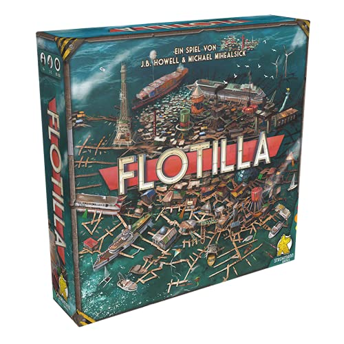 Strohmann Games 20002 - Flotilla