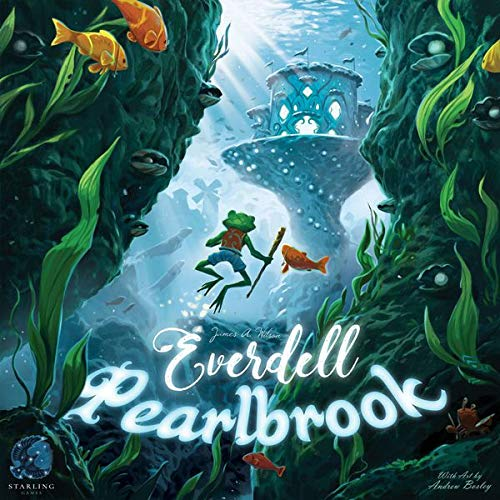 Starling Games Everdell: Pearlbrook Expansion - EN