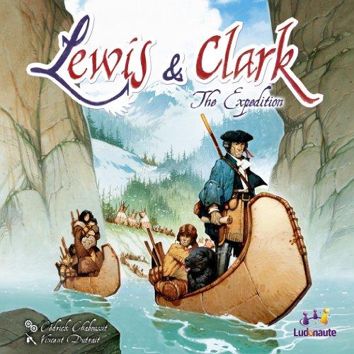 Top 50 Brettspiele - Lewis & Clark