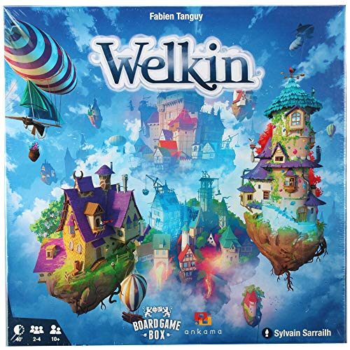 Board Game Box Welkin (deutsch)