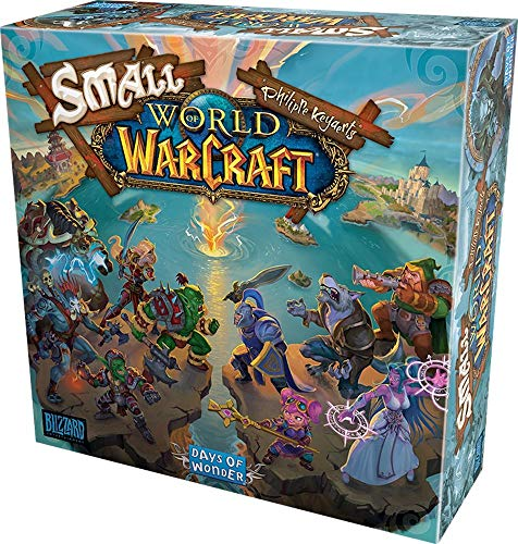 Small World of Warcraft - Brettspiel Review