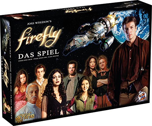 Top 50 Brettspiele - Firefly: Das Spiel