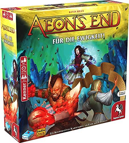 Pegasus Spiele 57324G - Aeon's End - Für die Ewigkeit (Frosted Games)