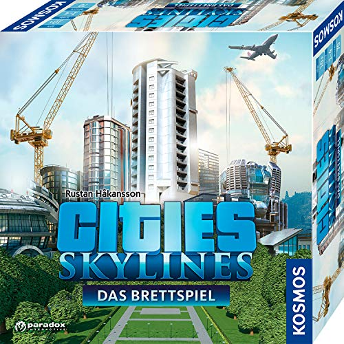 Cities: Skylines – Das Brettspiel