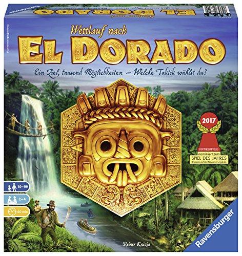 Top 10 Brettspiele Deckbuiding - Wettlauf nach El Dorado