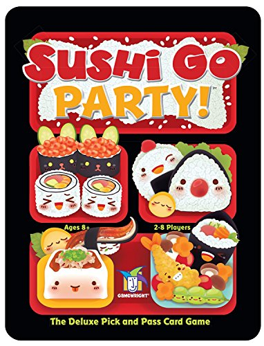 Top 10 Partyspiele - Sushi Go Party!