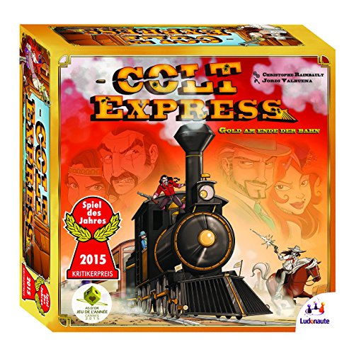 Colt Express - Review