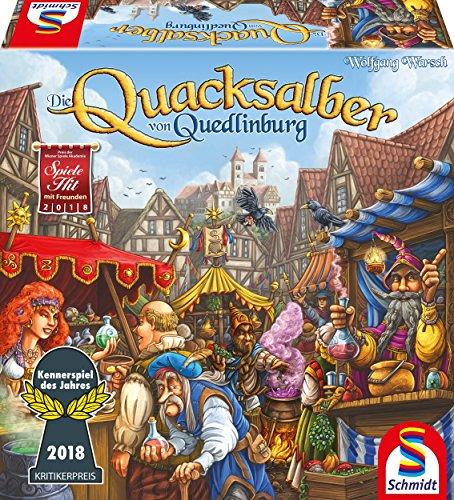 Die Quacksalber von Quedlinburg - Review
