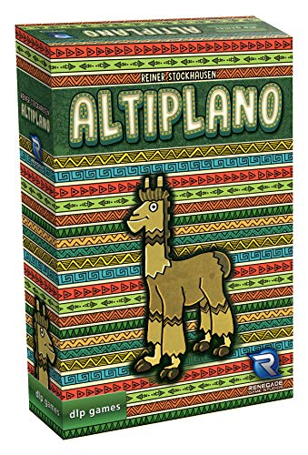 Top 50 Brettspiele - Altiplano