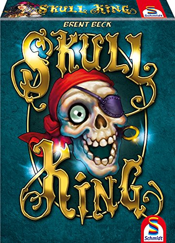 Skull King, Schmidt Spiele, 2014 (image provided by the publisher)