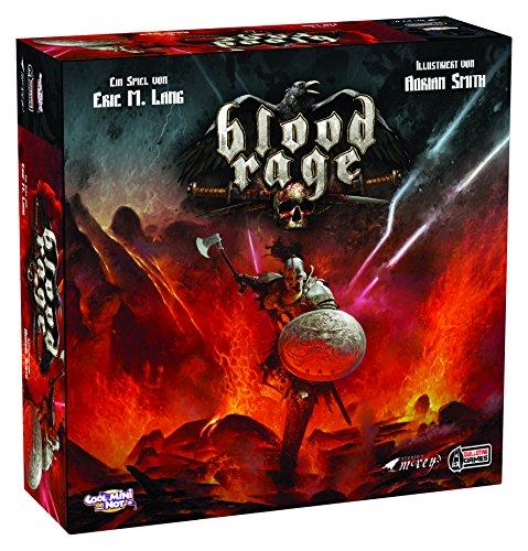 Top 10 Drafting Brettspiele - Blood Rage