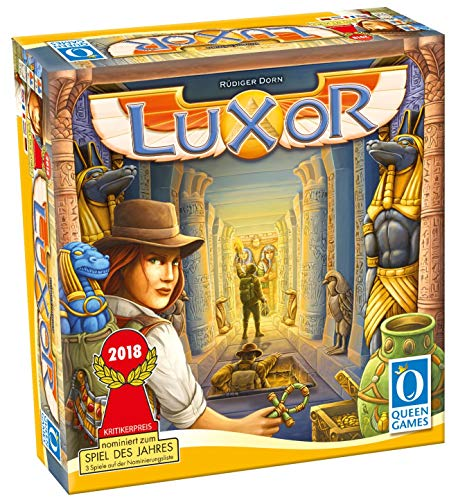 Queen Games 10372 - Luxor (international)