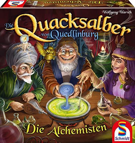 Schmidt Spiele 49383 Die Quacksalber von Quedlinburg, Die Alchemisten, 2. Erweiterung