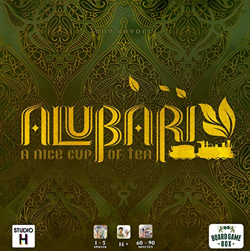 Board Game Box 22501219 Alubari - A Nice Cup of Tea (DE)