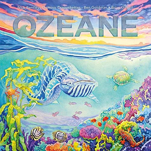Schwerkraft-Verlag Ozeane