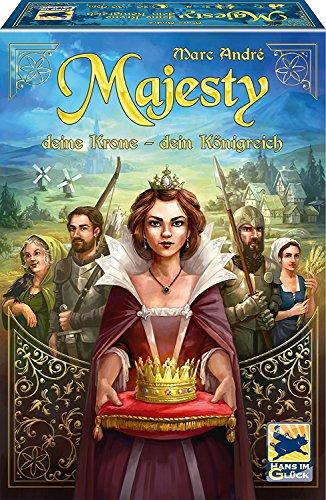 Majesty: deine Krone, dein Königreich - Familienspiele