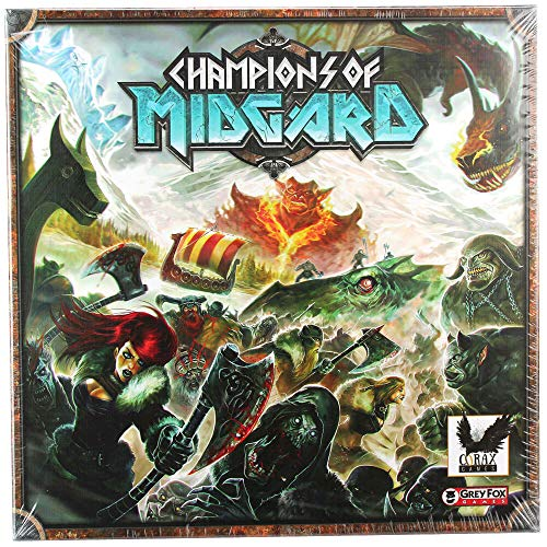 Corax Games Champions of Midgard (deutsch)