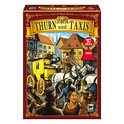 Thurn und Taxis - Review