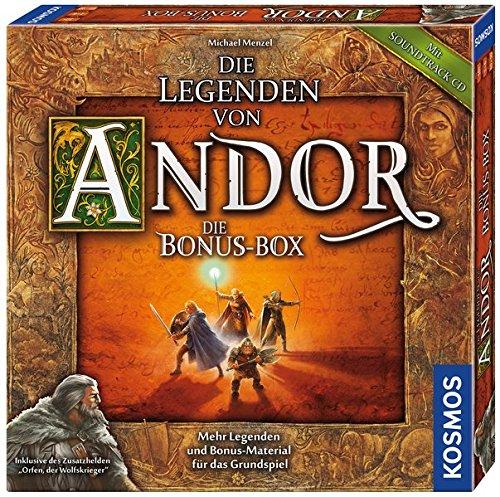 Legenden von Andor Bonus-Box