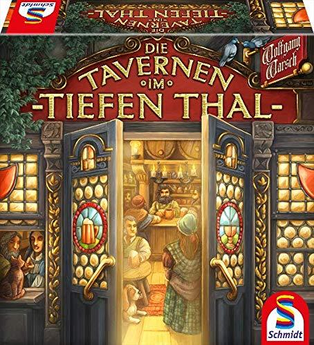Top 10 Brettspiele Deckbuiding - Die Tavernen im Tiefen Thal