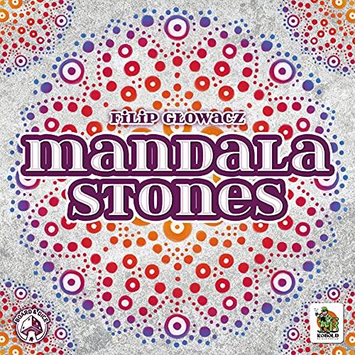 Kobold Spieleverlag Mandala Stones Legespiel Deutsch