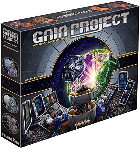 Top 50 Brettspiele - Gaia Project