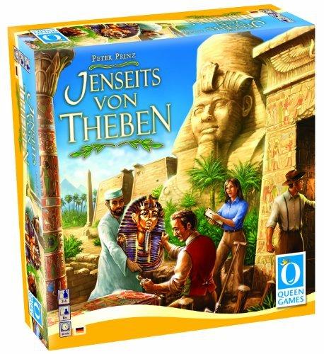 Jenseits von Theben - Review