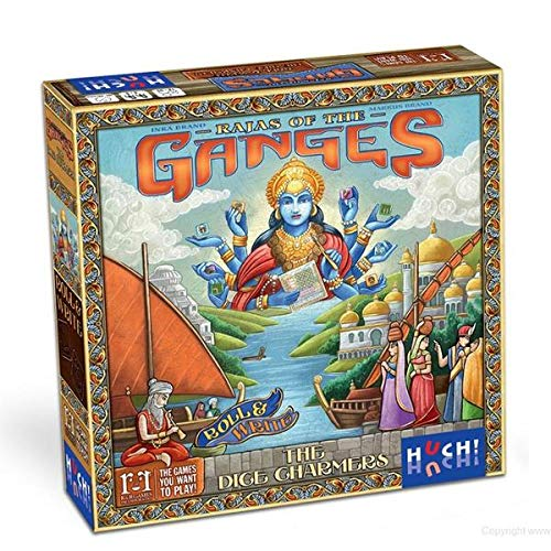 Huch & Friends Rajas of The Ganges - Dice Charmers